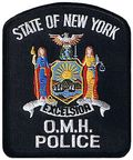 New York State Office of Mental Health Police patch  Click the pic to see more... image from upload.wikimedia.org