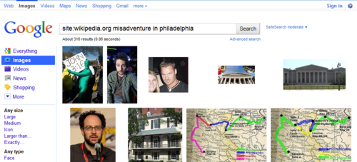 misadventure in philadelphia - Google Image Search  Click the pic to run the search... image from psychout.typepad.com