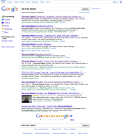 devorah zealot soodak - Google Search  Click the pic to run the search... image from psychout.typepad.com