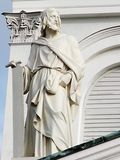 Zealotry - Statue of Simon the Zealot by Hermann Schievelbein at the roof of the Helsinki Cathedral. Click the pic to see more... image from upload.wikimedia.org