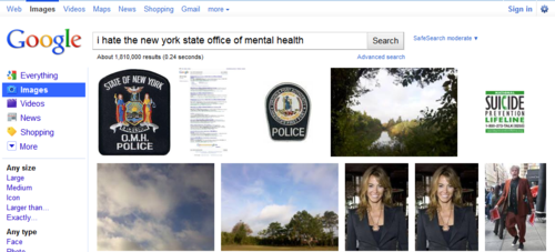 i hate the new york state office of mental health - Google Image Search  Click the pic to run the search... image from psychout.typepad.com