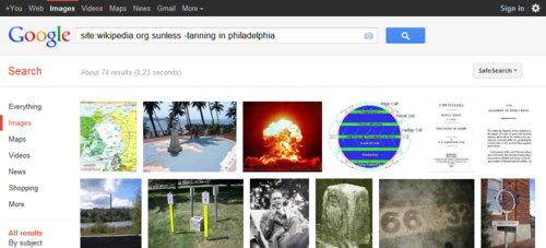 sunless -tanning in philadelphia - Google Search  Click the pic to run the search... image from psychout.typepad.com