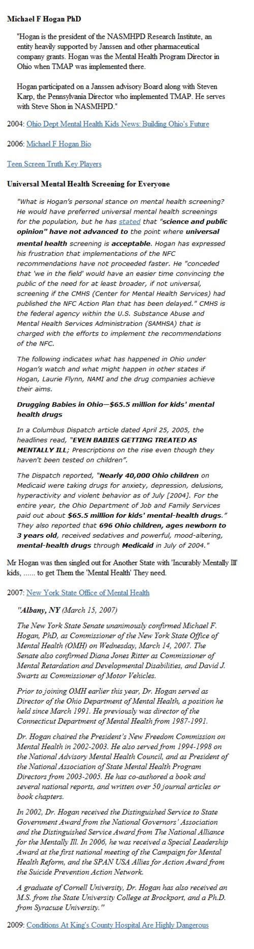 Psychiatry, It's a Killing.: February 2009 - Click the pic to read more... image from psychout.typepad.com
